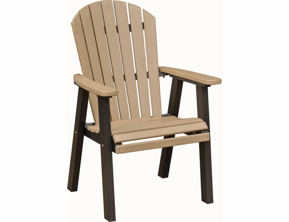 Berlin Gardens Resin Comfo-Back Dining Chair