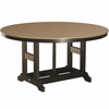 "Berlin Gardens Resin Garden Classic 60"" Round Dining Table"