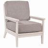 Berlin Gardens Resin Mayhew Club Chair