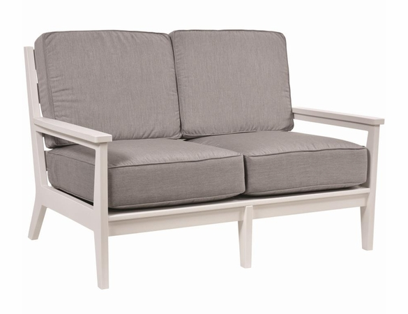 Berlin Gardens Resin Mayhew Loveseat