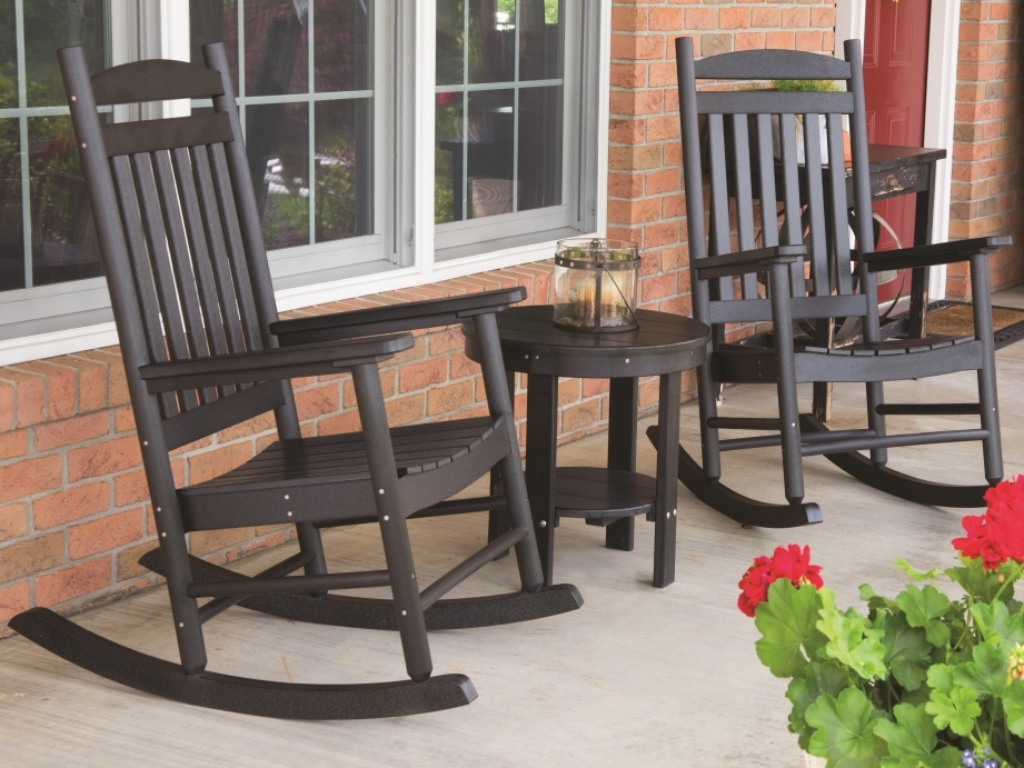 Berlin Gardens Resin Rocking Chair Patio Set 1 Jpg