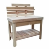 Cedar Potting Table - Not Currently Available - Not Currently Available