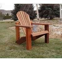 Cedar Villa King Adirondack Chair
