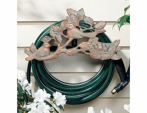 Chickadee Hose Holder - Not Currently Available