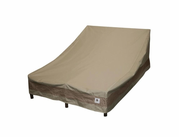 Duck Cover Double Chaise Lounger Cover