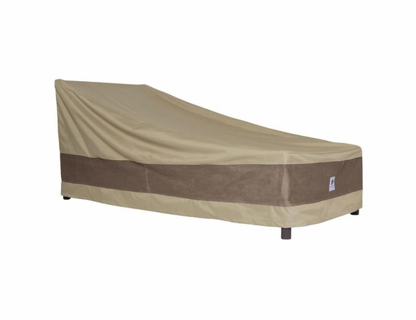 Duck Cover Large Chaise Lounger Cover Up to 82""