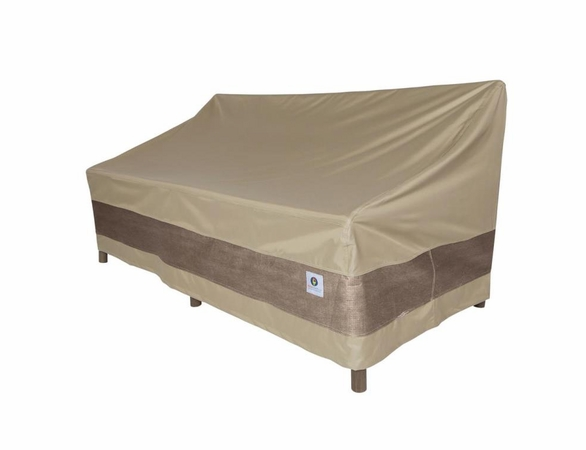 """Duck Covers 104""""W Patio Sofa Cover"""