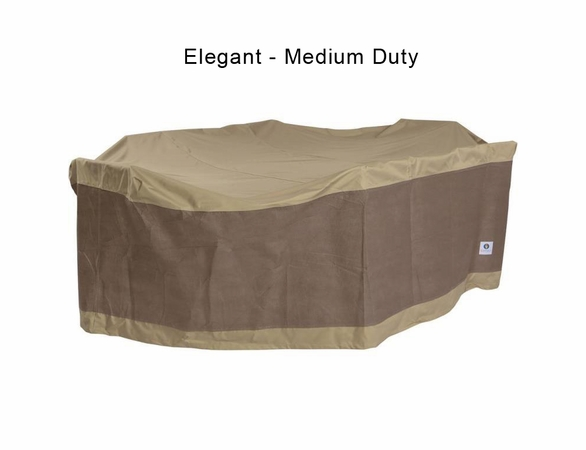 Duck Covers 127 Quot Patio Table Amp Chairs Cover W Airbag