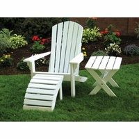 Fan Back Adirondack Chairs