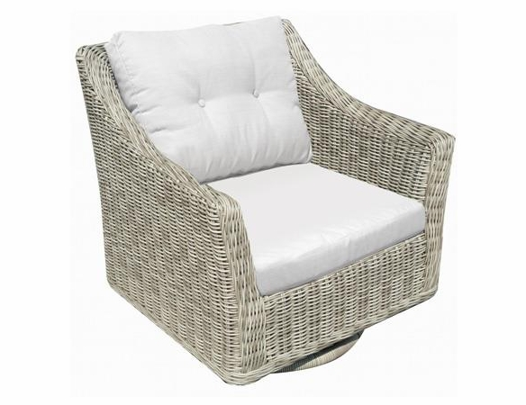 Carlisle Swivel Rocker By Forever Patio