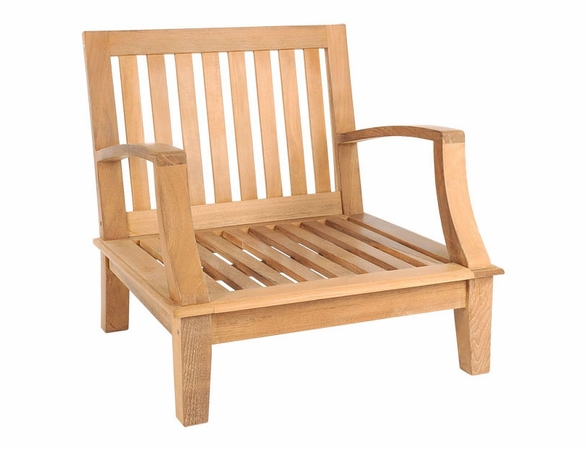Hi Teak Grande Inland Arm Chair