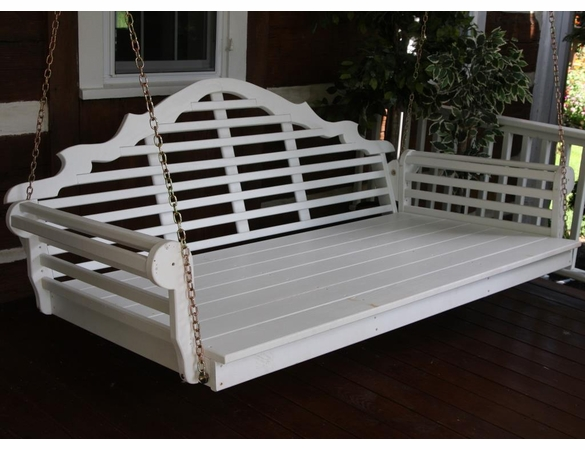 "Marlboro Porch Swingbed  (4', 5', 6' or 75"")"