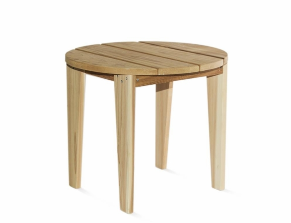 Outdoor Cedar Muskoka Side Table Kit