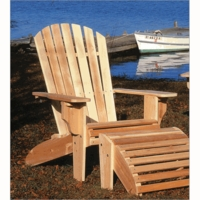Oversized Adirondack Chair - Available to Ship Middle of May