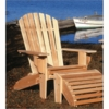 Oversized Adirondack Chair - Estimated Available to Ship End of June