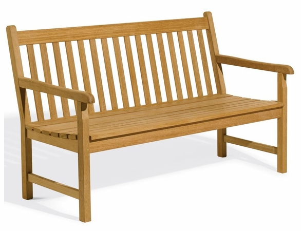 Oxford Garden Classic 5' Teak Bench