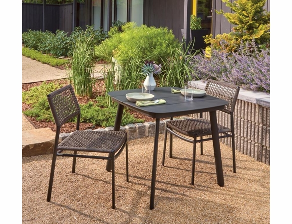 Oxford Garden Eiland 3 Piece Dining Set - Additional Summer Sale Pricing - Available to Ship Begin of July