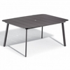 "Oxford Garden Eiland 63"" Rectangular Table"