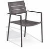Oxford Garden Eiland Aluminum Stacking Armchair - Set of 2 - Extra Spring Preview Discounts