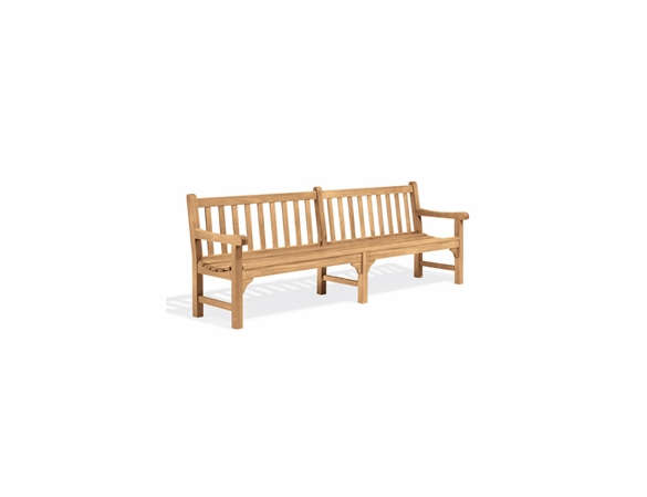 Oxford Garden Essex 8' Shorea Bench