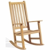 Oxford Garden Franklin Shorea Rocking Chair - No Longer Available