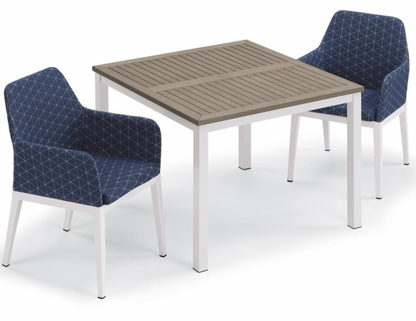 Oxford Garden Oland 2 Seat Dining Set - Additional Summer Sale Pricing