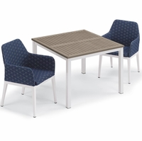 Oxford Garden Oland 2 Seat Dining Set - Spring Season Sale