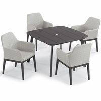 Oxford Garden Oland 4 Seat Dining Set - Spring Season Sale