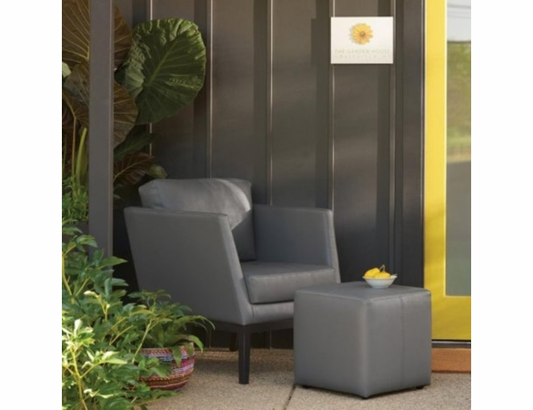 Oxford Garden Salino Nauticau Club Chair - Additional Summer Sale Pricing