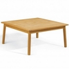"Oxford Garden Siena Shorea 42"" Chat Table - Reduced Closeout Pricing"