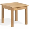 "Oxford Garden Square 18"" Teak End Table"