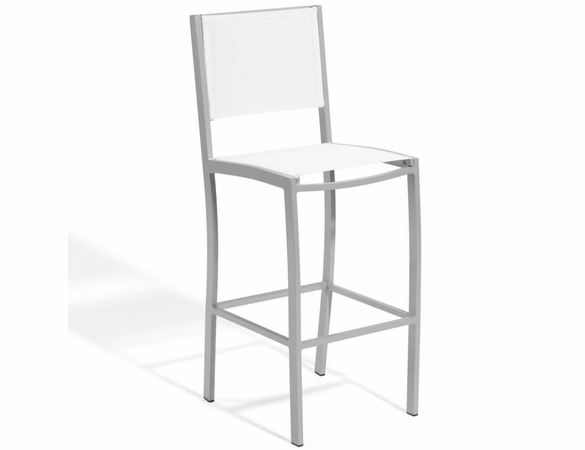 Oxford Garden Travira Sling Bar Chair - Sling Color Options - Additional Summer Sale Pricing
