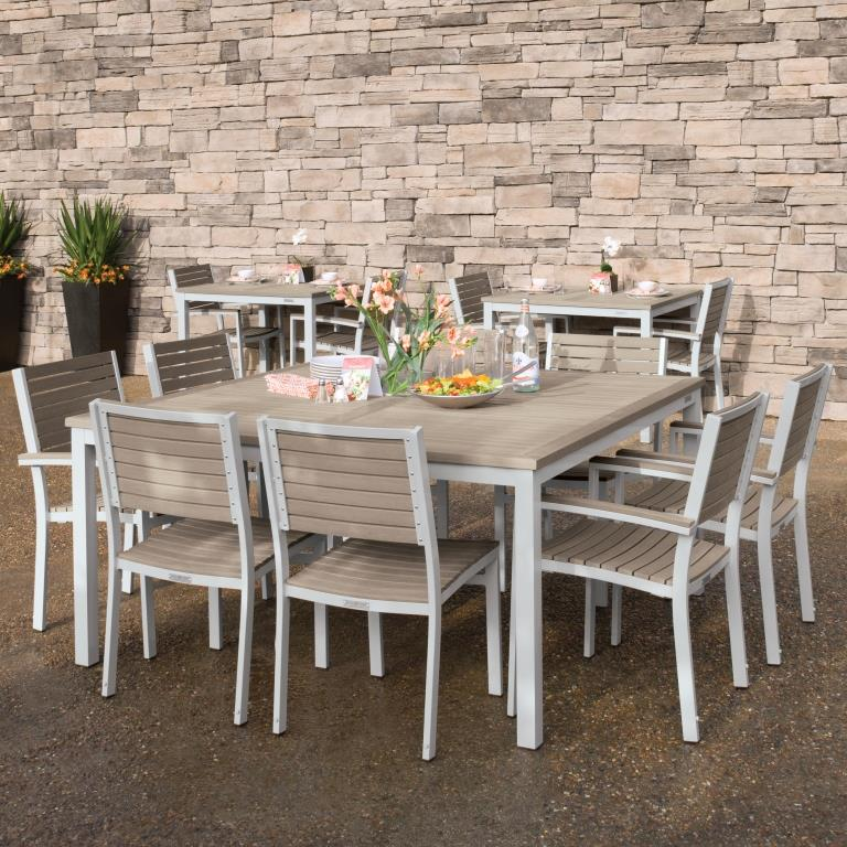 8 Seat Patio Dining