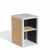 Oxford Garden Travira Valet Hutch Unit - Additional Holiday Discounts - Good 'til Dec 9