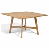 Oxford Garden Wexford Shorea 48' Square Dining Table - Reduced Closeout Pricing