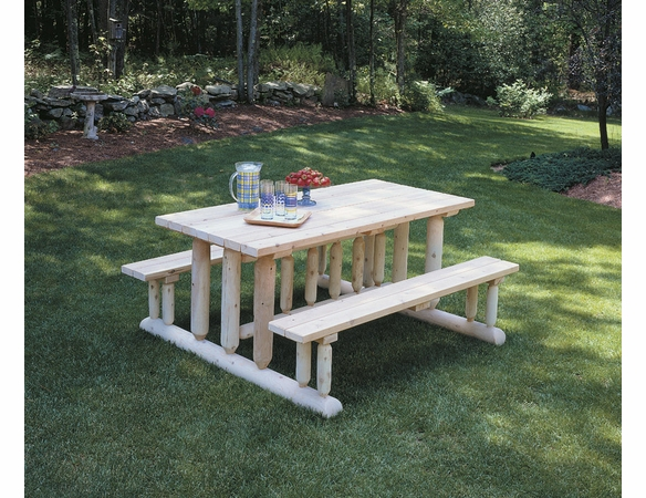 Park Style Picnic Table - Currently Out of Stock