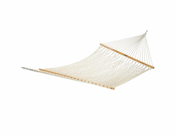 Pawleys Island Large Deluxe Cotton Rope Hammock - Not Currently Available