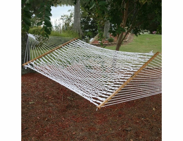 Pawleys Island Large Polyester Rope Hammock - Not Currently Available