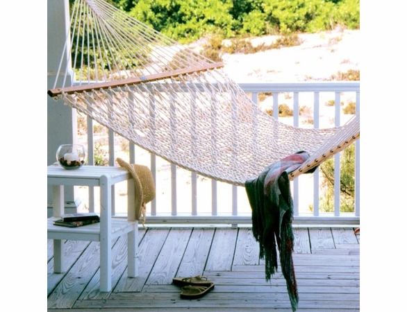 Pawleys Island Presidential Size Polyester Rope Hammock - Not Currently Available
