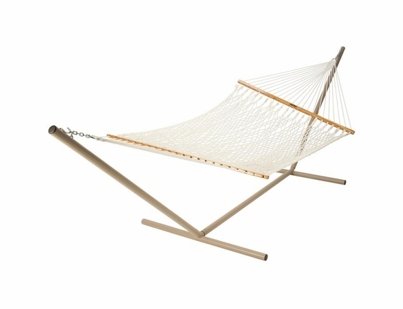 Pawleys Island Single Polyester Rope Hammock - Not Currently Available