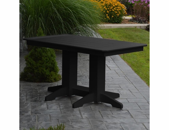 Polyresin 5' Dining Table