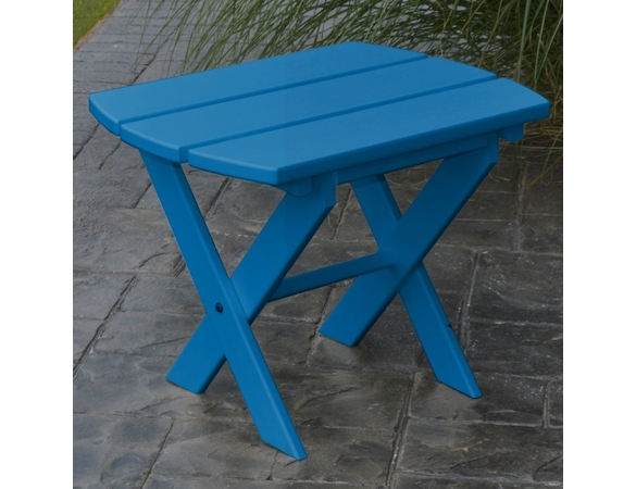 Polyresin Folding End table