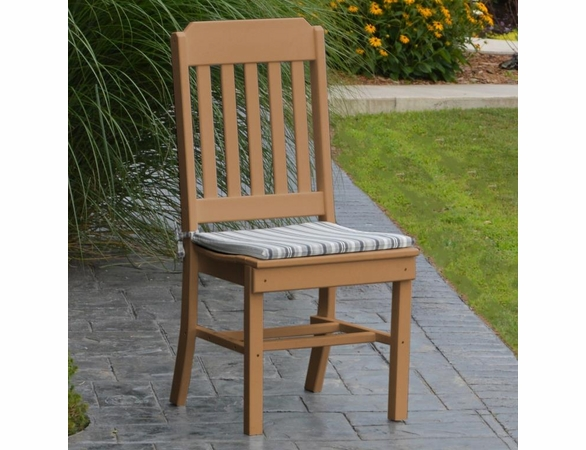 Polyresin Traditional Dining Chair