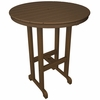 """POLYWOOD® 36"""" Round Bar Height Table"""