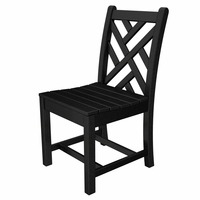 """POLYWOOD® Chippendale 35"""" Dining Side Chair - Temporarily Unavailable"""