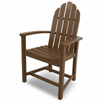 POLYWOOD&reg; Classic Adirondack Dining Chair<br><br>Temporarily Out of Stock