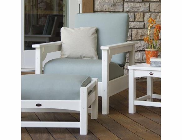 POLYWOOD® Club 4-Piece Deep Seating Set