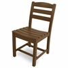 POLYWOOD® La Casa Cafe&#39 Dining Side Chair  - Temporarily Unavailable