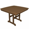 """POLYWOOD&reg; Nautical 44"""" Dining Table<br><br>Temporarily Out of Stock"""