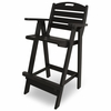 """POLYWOOD&reg; Nautical 45"""" Bar Chair<br><br>Temporarily Out of Stock"""